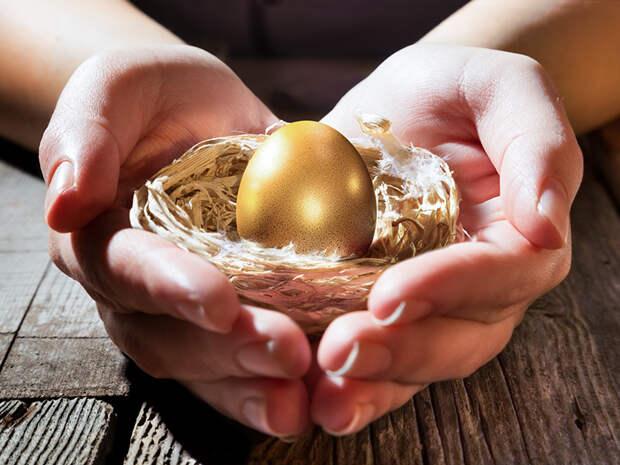 Тайна пасхального яйца  (ритуалы и приметы)