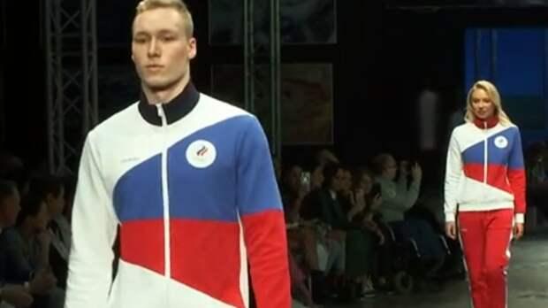 Норвежский комментатор высказался о новой форме российских спортсменов