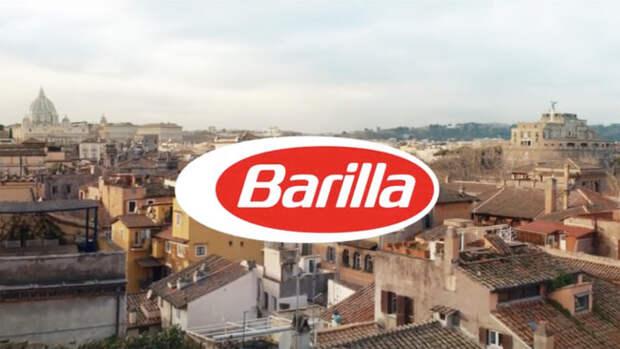 Barilla реклама Publicis Италия