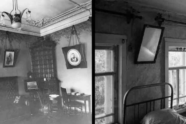 Почему в Советском Союзе зеркала вешали таким образом?