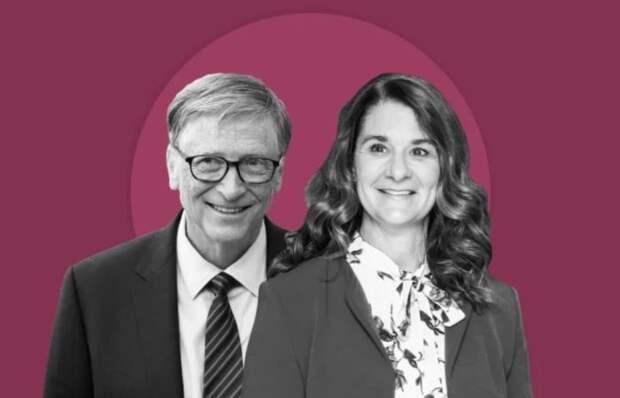 Почему Билл Гейтс расстался с женой после 27 лет брака
