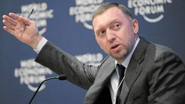 Дерипаска: Россия может увеличить ВВП в 2,5 раза за десять лет