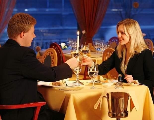 Первое свидание: кто платит по счету?