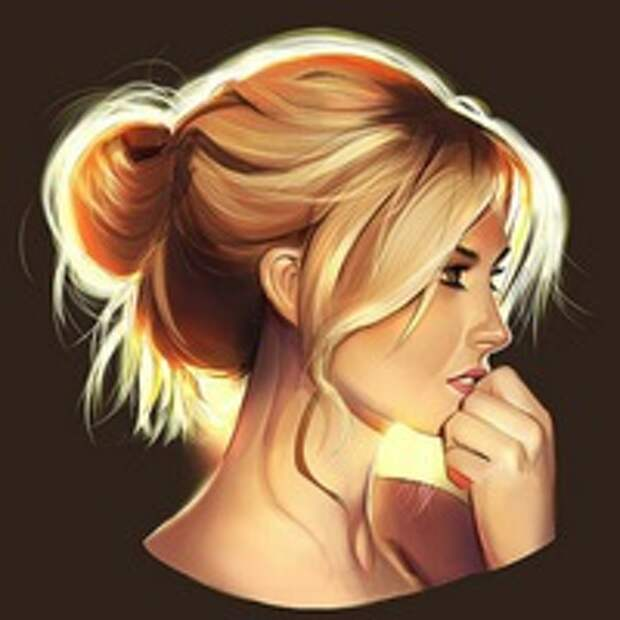 Блондинка Блондинка