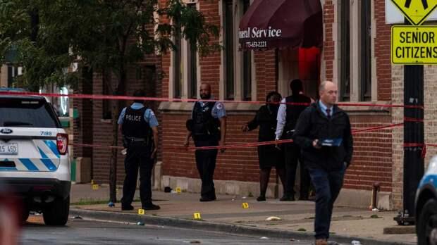 СМИ: Чикаго стал лидером по массовым расстрелам на улицах США