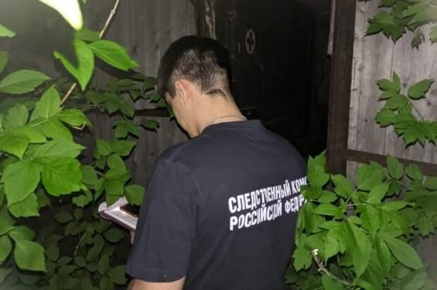 В Саратовской области при обрушении стены гаража погиб школьник