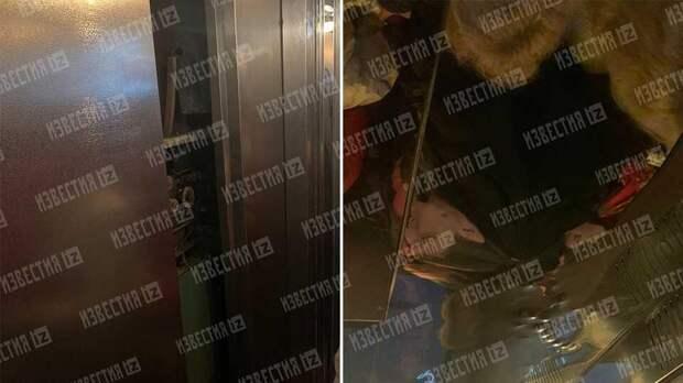 """""""Двери не закрылись"""": пассажирка рассказала, как падал лифт в Москве"""