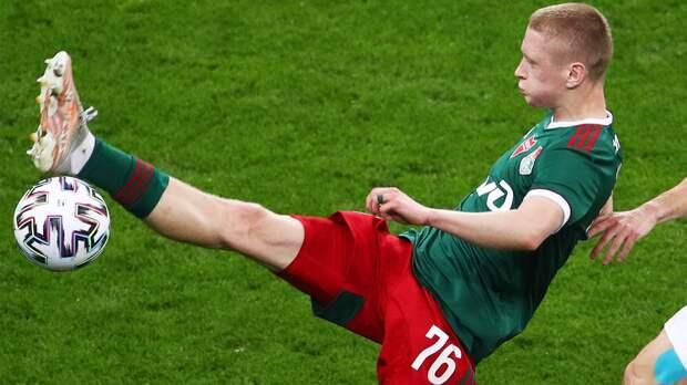 Черданцев: «Мухин отстранен в «Локомотиве» за контрактные истории с другим клубом»