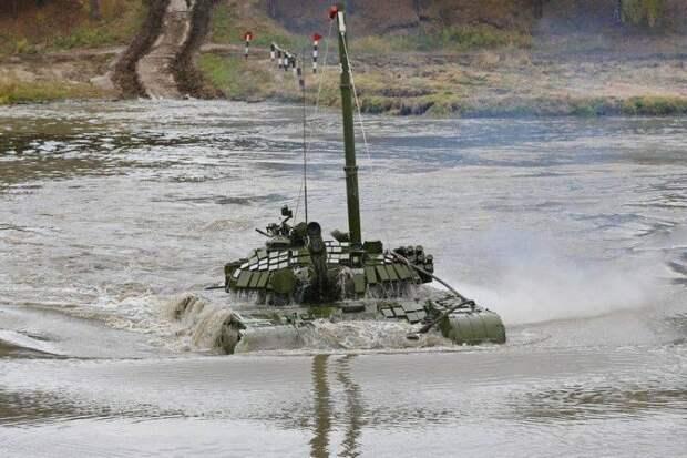 Sohu: Россия заставила Запад пожалеть за насмешки над её танками