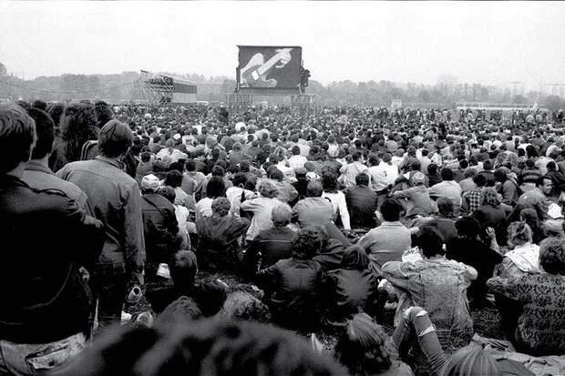Рок в СССР: ленинградские субкультуры 1980-х