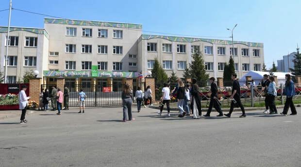 Бойня в Казани: за обеспечение безопасности в школах Татарстана отвечал один оперативник