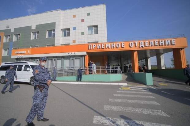 Власти Татарстана рассказали о состоянии пострадавших при стрельбе детей