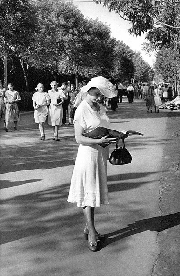 Cartier Bresson13 25 кадров Анри Картье Брессона о советской жизни в 1954 году