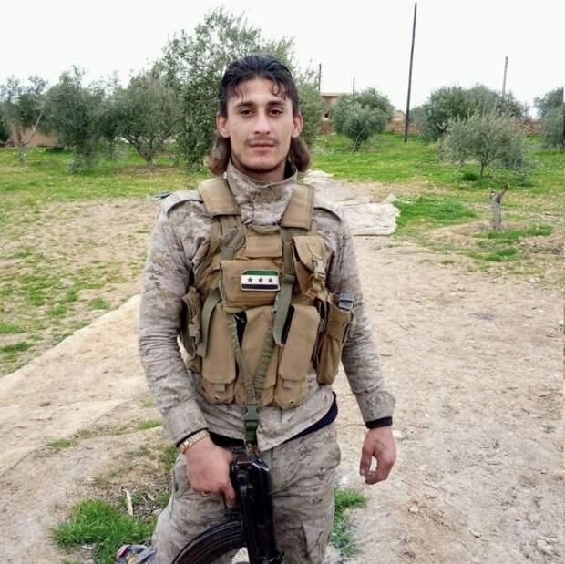 Как сирийские боевики едут в Карабах за зарплатой