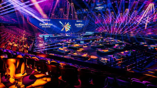 """""""Евровидение"""" началось в Нидерландах с общего собрания участников"""