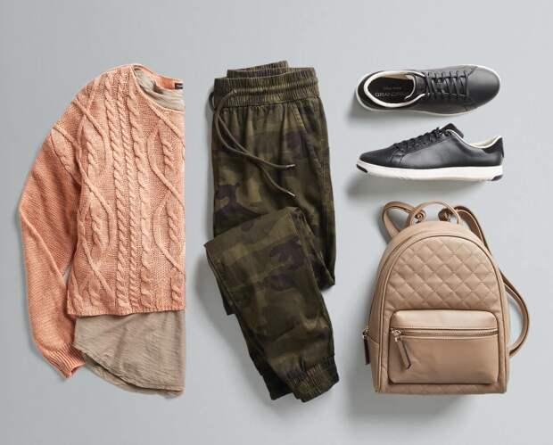 Нейтральные цвета в одежде: как создавать интересные сочетания