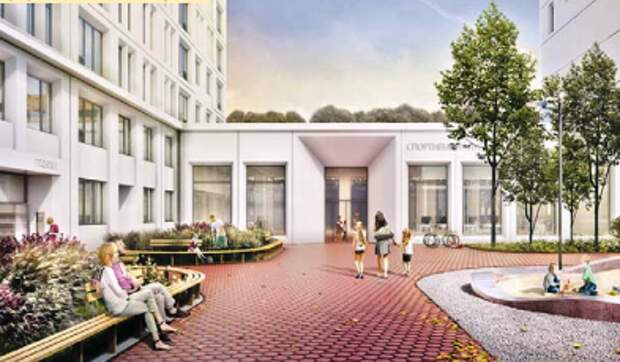 Новый квартал по реновации построят в Южном Тушине