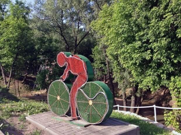 Вдоль Рублево-Успенского шоссе хотят проложить велодорожку