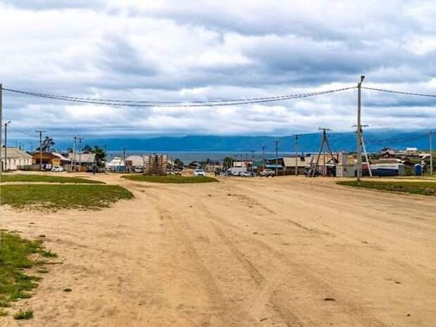 В поселке Хужир на Ольхоне проведут капитальный ремонт дороги