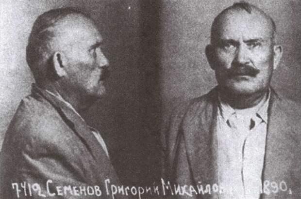 Что стало с атаманом Белой армии Григорием Семеновым