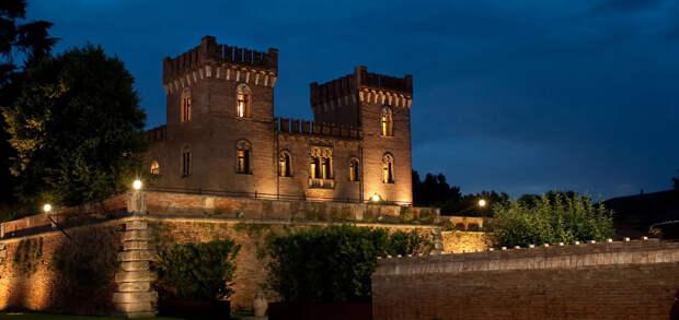 8. Relais Castello Bevilacqua
