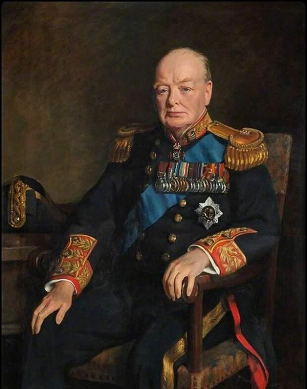 Уинстон Черчилль – политик-импрессионист, оставивший миру сотни картин в культурное наследие