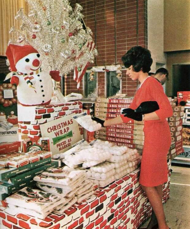Шокирующие фото американских магазинов.