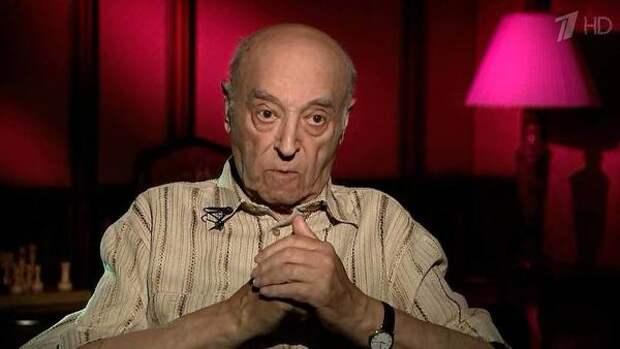 Из-за болезни Владимира Этуша был отменен спектакль в театре Вахтангова