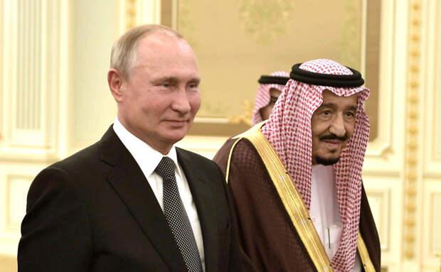 Мат в три хода. Путин использовал саудитов для усмирения США