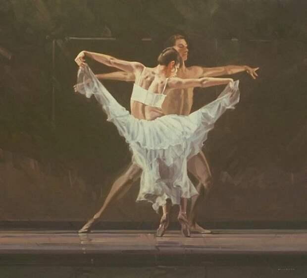 Танцуя, человек позволяет себе роскошь быть самим собой