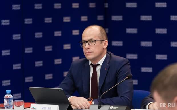Александр Бречалов возглавил удмуртское отделение «Единой России»