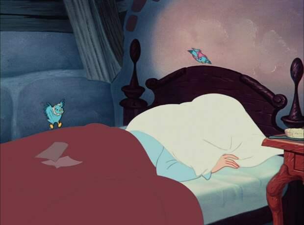 Как уснуть за две минуты?