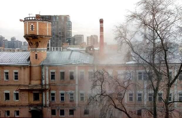В 2019 в Москве снесли 21 историческое здание
