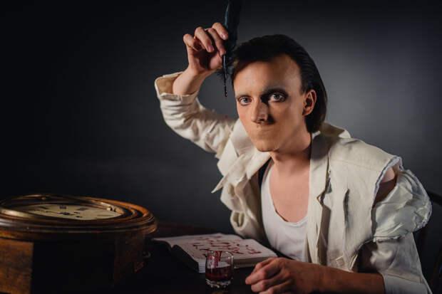 Профессия - художник по гриму. Татьяна Веселова: «Если у тебя зародилась идея, то она имеет право на жизнь!»