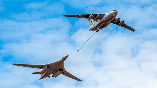 Метеоусловия не помешают проведению воздушнойчастипарада Победы в Москве