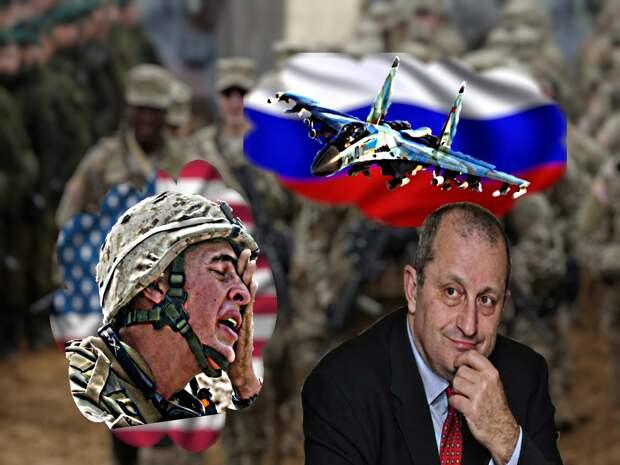Американские военные боятся русских летчиков в Сирии - сообщает Яков Кедми. Чем это вызвано