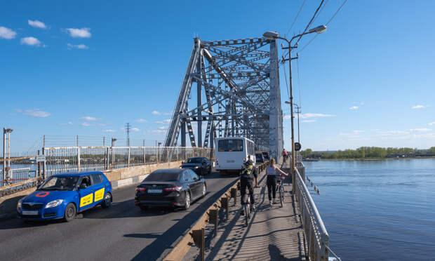 20 мая в Архангельске на сутки перекроют Северодвинский мост