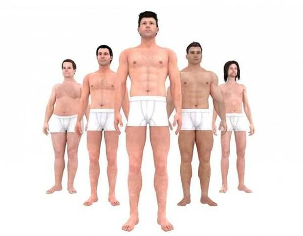 Как за последние 150 лет менялись представления об «идеальном мужском теле». Идеал, Мужское тело, Красота, Эталон, Тело, Длиннопост