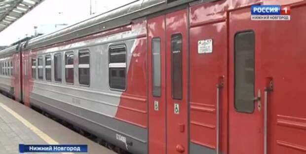 Экскурсии на поезде организуют в Нижнем Новгороде к Дню Победы