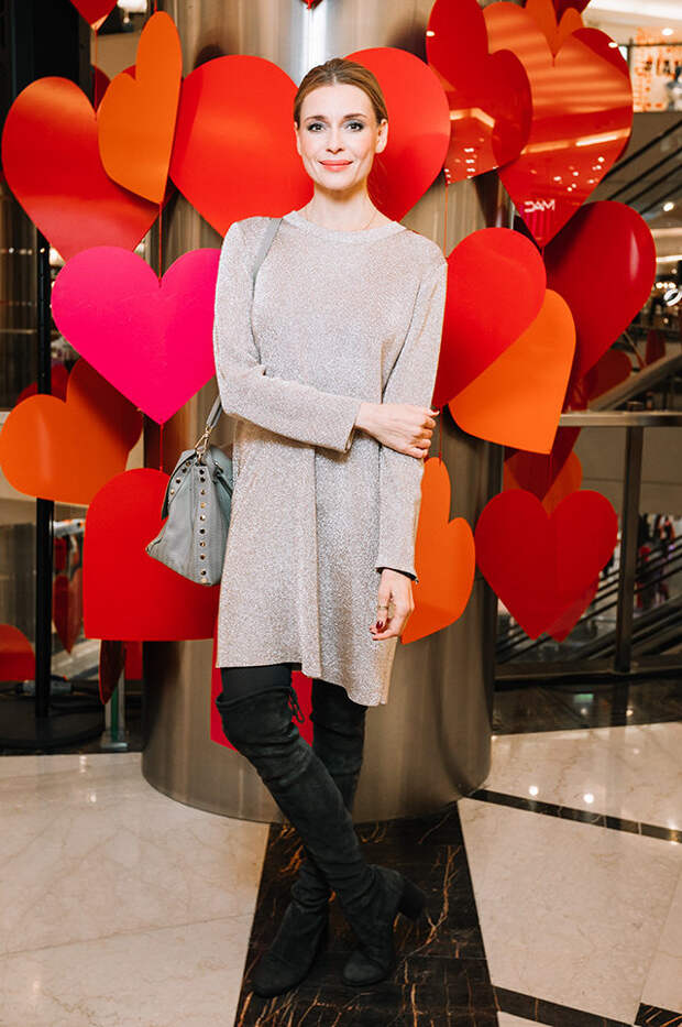 Сердце шоппинга: Рената Литвинова, Анфиса Черных и Марина Зудина