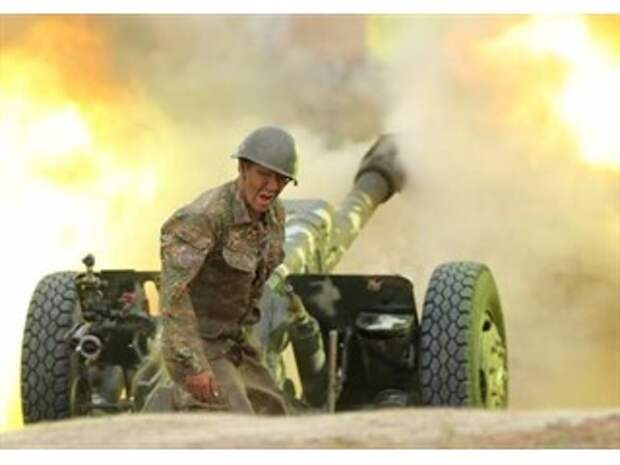 Война между Арменией и Азербайджаном начата? Минобороны обменялись заявлениями