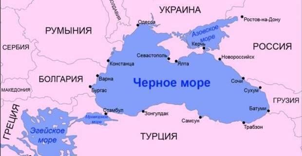 Госдеп: США недовольны ситуацией вЧерном море