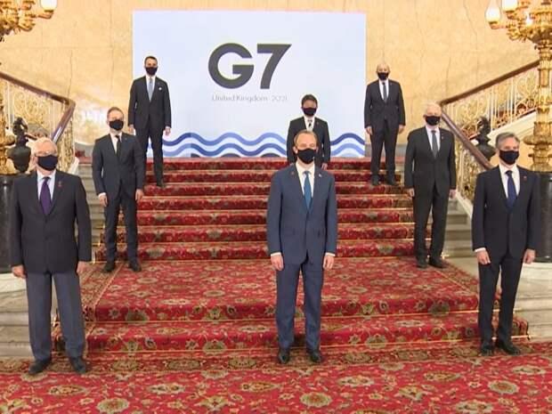 Лидеры стран G7 примут всеобъемлющий план по борьбе с пандемией