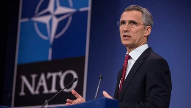 Столтенберг подтвердил готовность НАТО вести диалог с Россией