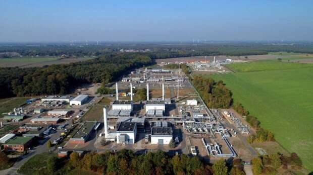 Стоимость газа в Европе установила новый рекорд
