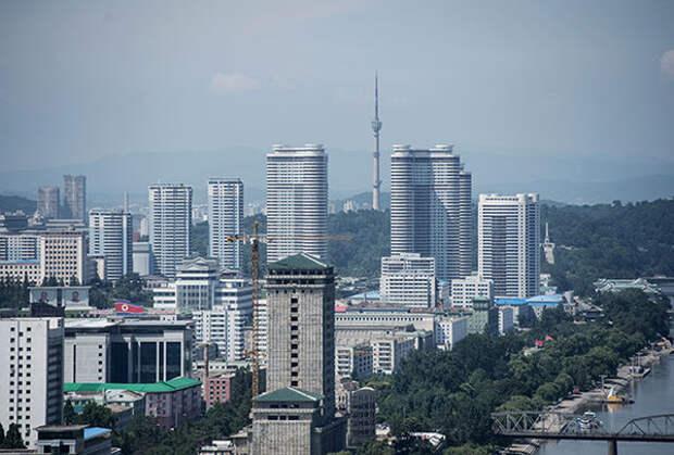 Современный Пхеньян Фото: Илья Питалев / РИА Новости