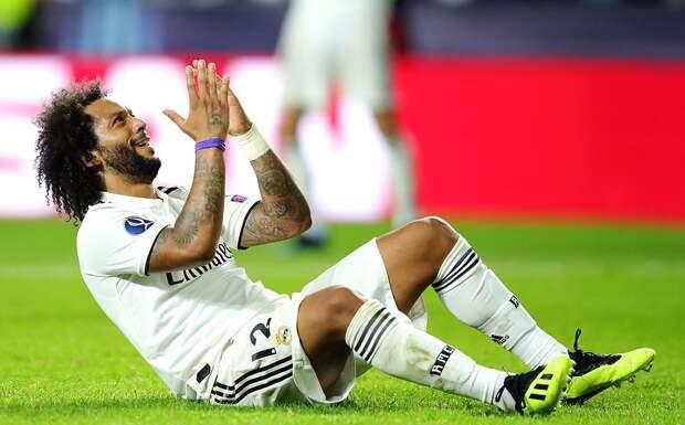 СМИ: Зидан не включил Марсело в заявку «Реала» из-за конфликта