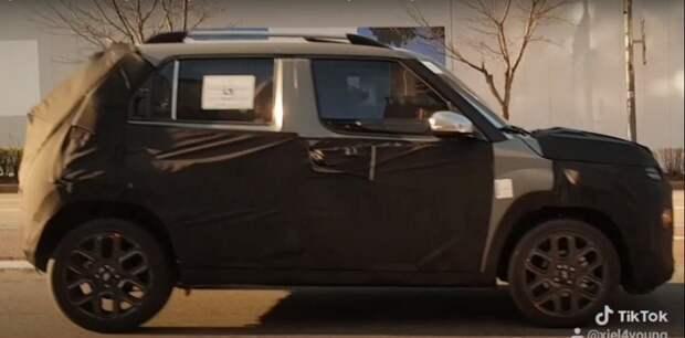 Новый паркетник Hyundai сняли на видео: возможно, самый дешёвый в гамме