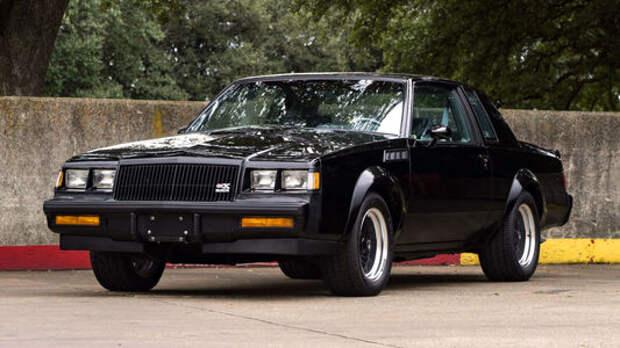 Дарт Вейдер одобряет: уникальный Buick GNX за немалую цену