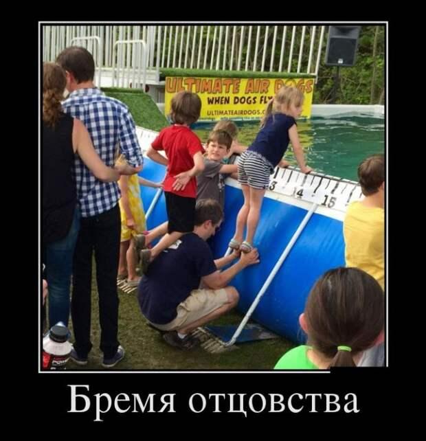Смешные и веселые демотиваторы со смыслом (11 фото)